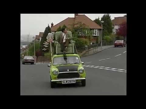 Mr Bean German Whip