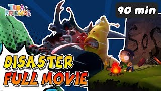 DISASTER FULL MOVIE | TUBAn Friends Compilation | Best Video | Larva and Vicky & Johnny