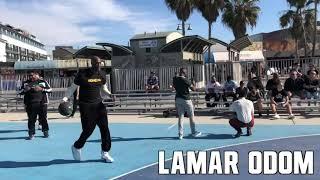 H.O.R.S.E. Pat McAfee vs Lamar Odom