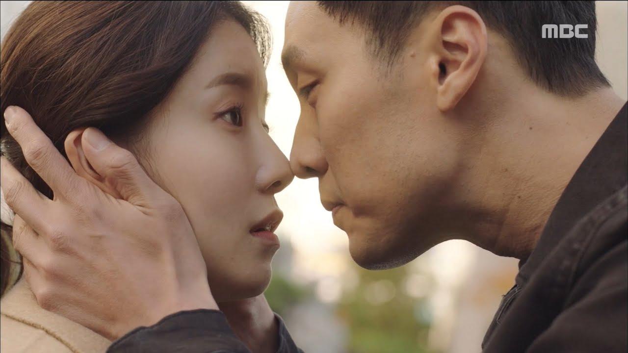 [My Secret Terrius] ep21 So Ji-seop and Jung In-seon doing nose nose, 내 뒤에  테리우스20181031