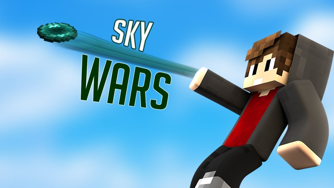 Pa ja sam pro... '-' | Minecraft SkyWars #3