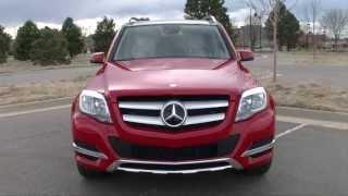 Mercedes Benz GLK350 4MATIC 2013 Videos