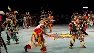 GATHERING OF NATIONS POW WOW 2019 : Mens Grass Dance 2