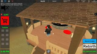 Roblox:blood moon tycoon how to get to the mysterious old man
