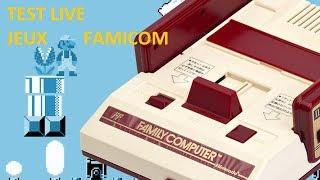 Gordan 2A Live Show sur Famicom