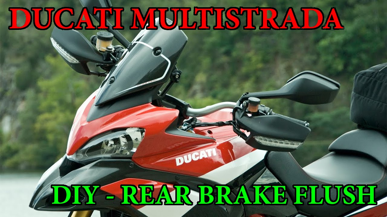 Ducati Multi... Ducati Youtube Multistrada 2015