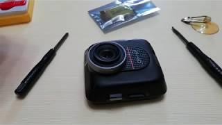 замена аккумулятора на Mio Mivue358P