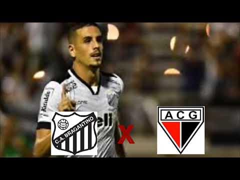Bragantino 3 x 0 Atlético - GO - Gols & Melhores Momentos - Serie B - 10/05/19
