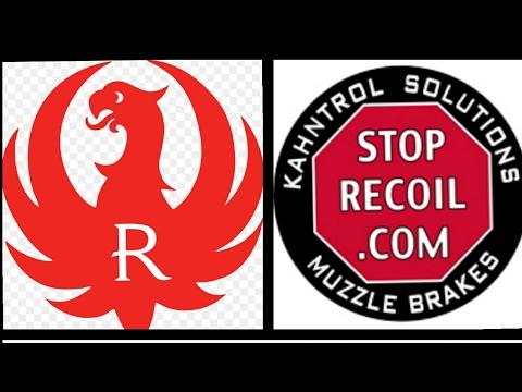 Muzzle Brake Upgrade Ruger Precision Rifle