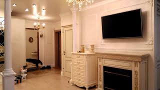 Последние штрихи, устанавливаем балдахин и шторы, triada.com.ru