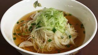 #774-1 soy sauce noodles - 간장 국수