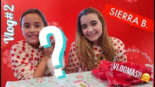 VLOGMAS PART 1☺️ vlog#2 Watch to see some Christmas fun!!❤️