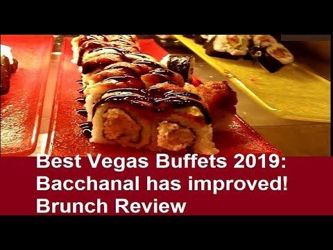 Best Buffet In Vegas 2019 BEST BUFFETS IN VEGAS 2019: Bacchanal has finally Improved! from