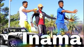 Diamond Platnumz Ft Fally Ipupa Inama (Official Dance Video)