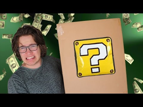 Download Youtube: Opening a $1000 Mystery Box