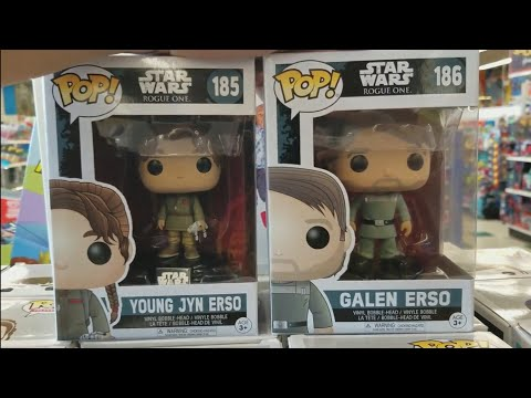 Hunting Toys: Remy Funko Pop Chases @ Wal-Marts!! [Toys'R'Us Hunt]