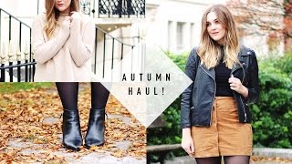 Autumn Style Haul | I Covet Thee