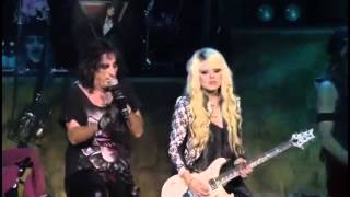 Alice Cooper Hes Back Man Behind the Mask LIVE