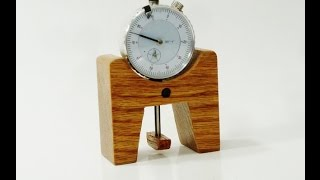 Make A Height Gauge