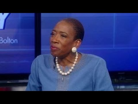 Morgan Stanley's Carla Harris gives career advice