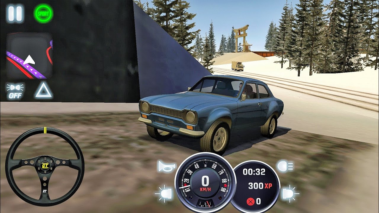 Driving School Classic - Classic Cars Driving - Car Games Android Gameplay