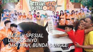 The Onsu Family Hadiah Spesial Untuk Sinyo Dari Ayah Bunda Uncle MP3