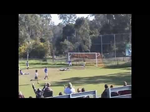 Thomas Morrissey Youth Football Goals