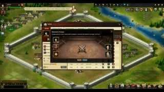 Castlot - браузерная онлайн игра в которой обьединены стратегия и РПГ