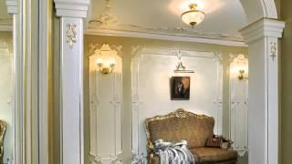 Дизайн квартир в превосходной степени Стили  классический, барокко рококо(, 2015-07-06T16:28:00.000Z)