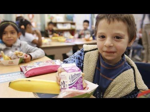 How does school breakfast affect academic achievement?