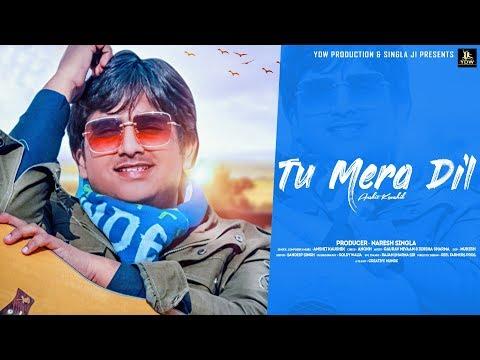 TU MERA DIL || ANSHIT KAUSHIK || Latest Hindi Song 2020 || LABEL YDW PRODUCTION