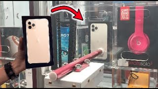 WON Apple iPhone 11 Pro from Arcade Game! *EASY*