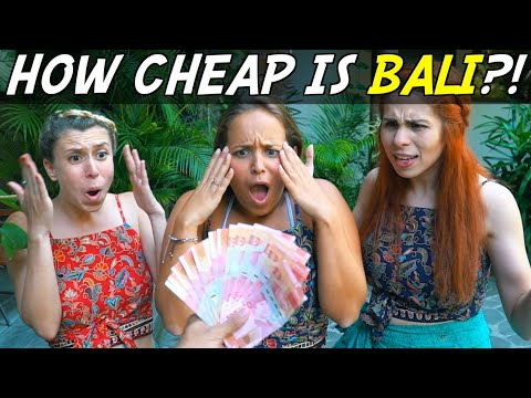 How Cheap is Bali?! (6 Million Views on Facebook)