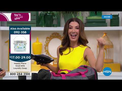 HSN | Beekman 1802 Happy Place Naturally-Derived Cleaning 07.23.2019 - 03 AM