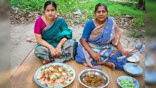 Mutton Gravy & Polao Village Cooking Recipe by Village Food Life
