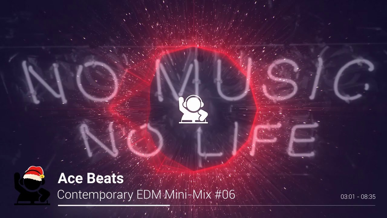 8 Minutes of Contemporary EDM to Get Your Speakers Pounding!