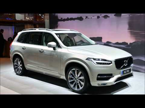 Volvo XC90 T8 2015 hybrid in pictures