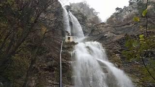 видео Водопад Учан Су (Крым) - как добраться, отзывы и фото, описание