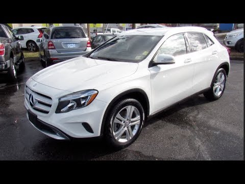*SOLD* 2016 Mercedes-Benz GLA250 4Matic Walkaround, Start up, Tour and Overview