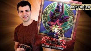 Best Yugioh 2003 Dark Magician Tin Opening! 10 Cards 1 Pack? Classic!!!