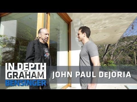 John Paul DeJoria: Tour of my home and car collection