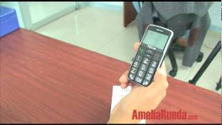 Celular para personas mayores -Toch mobile