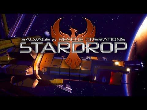STARDROP - Space Crime Scene Investigators
