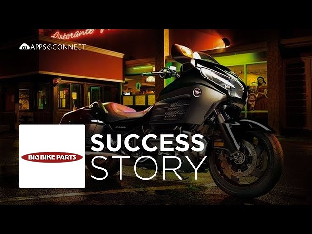 Big Bike Parts Testimonial | Amazon + eBay + Microsoft Dynamics NAV Integration | APPSeCONNECT
