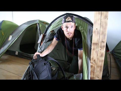 #96: Overnacht in een kampeerwinkel [OPDRACHT]