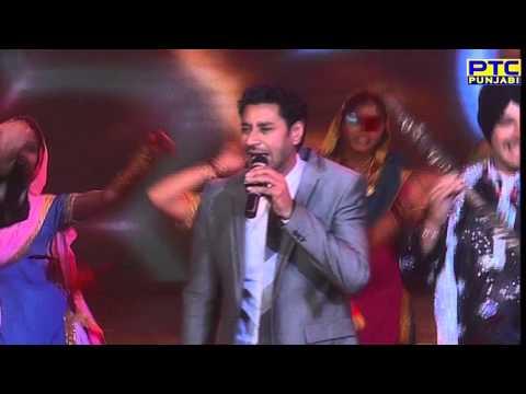Harbhajan Mann I Performance I PTC Punjabi Film Awards 2011 I Song - Gabru Desh Punjab Da