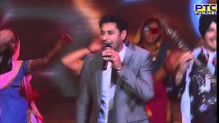 Harbhajan Mann I Performance I PTC Punjabi Film Awards 2011 I Song - Gabru Desh Punjab Da
