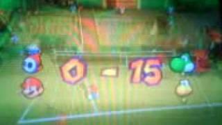 Mario Power Tennis Failure