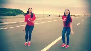اغنية يا ليلي بلطي ويا ليلية مع دبكة تركية نار يا يابا🔥(Balti - Ya Lili Feat Hamouda )
