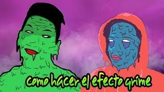COMO HACER EL EFECTO GRIME | CON PHOTOSHOP :D !